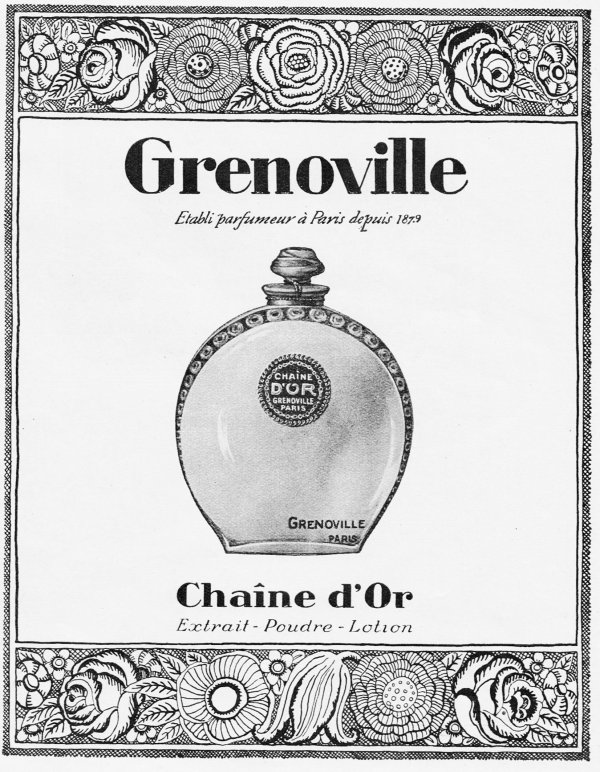🌸 Grenoville ✿ Chaîne d'Or 🌸