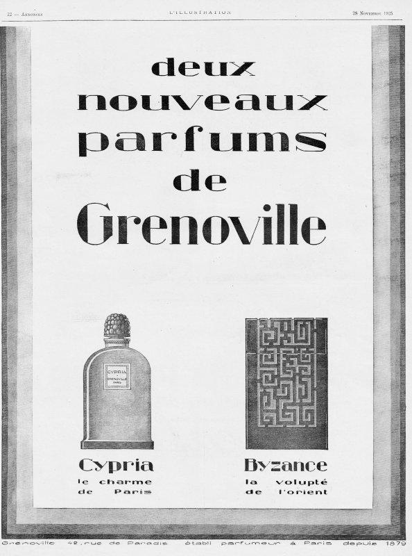 🌸 Grenoville 💜multi parfums  🌸