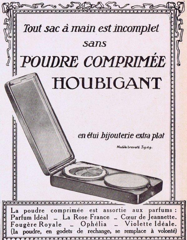🌸 Houbigant  💜  multi parfums 🌸