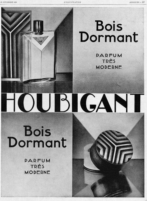 🌸 Houbigant ✿ Bois Dormant 🌸