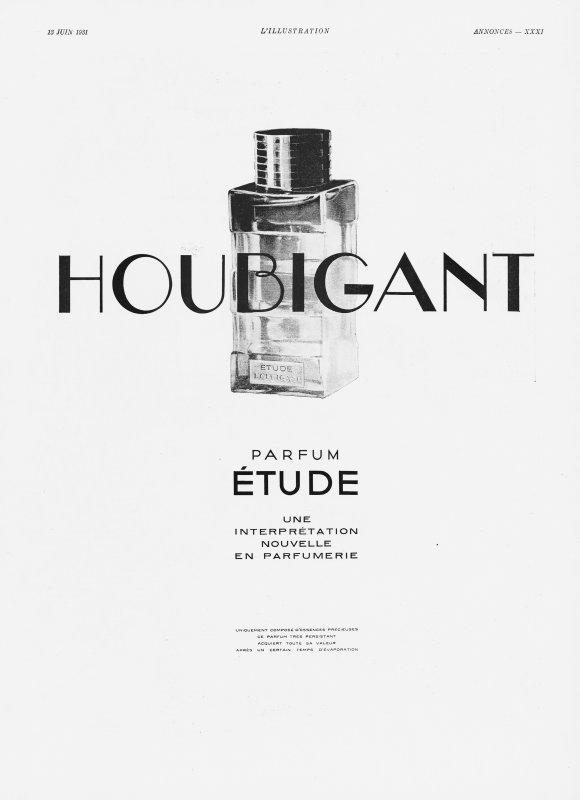 🌸 Houbigant ✿  Etude 🌸