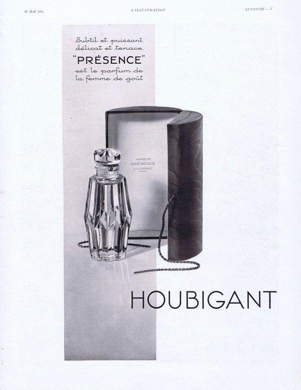 🌸 Houbigant ✿  Présence 🌸