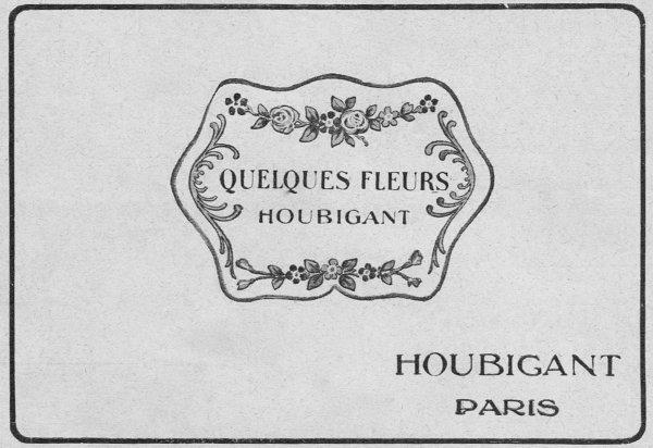 🌸 Houbigant ✿ Quelques Fleurs 🌸