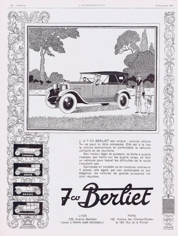 🚗  Automobiles  🚗 Berliet  🚗