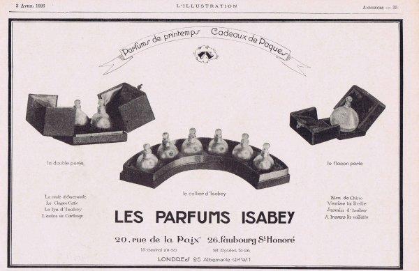 🌸 Isabey 💜 multi parfums 🌸
