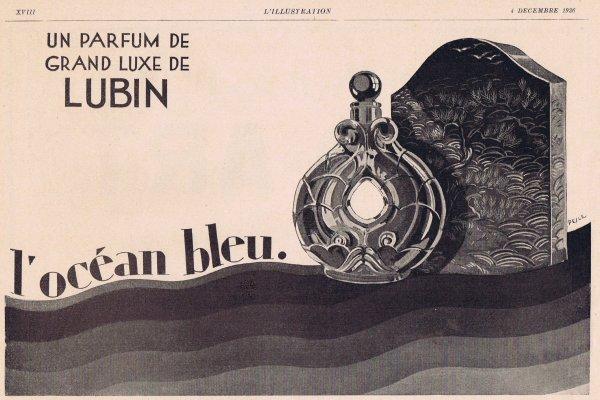 🌸 Lubin ✿ L'Océan bleu 🌸