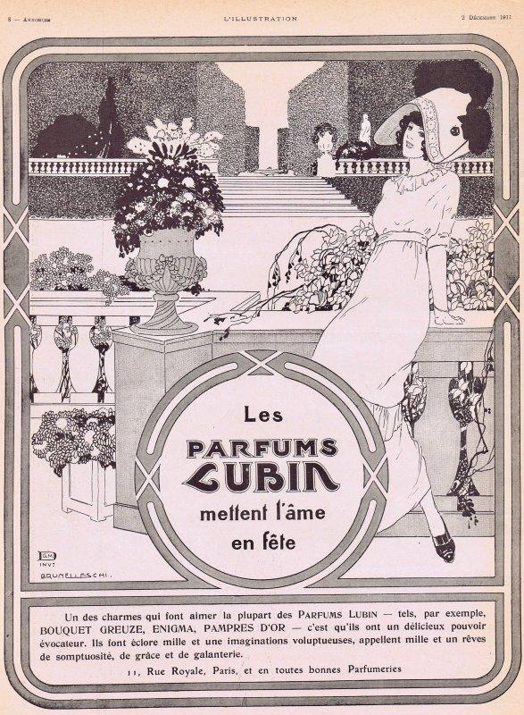 🌸 Lubin  💜  multi parfums 🌸