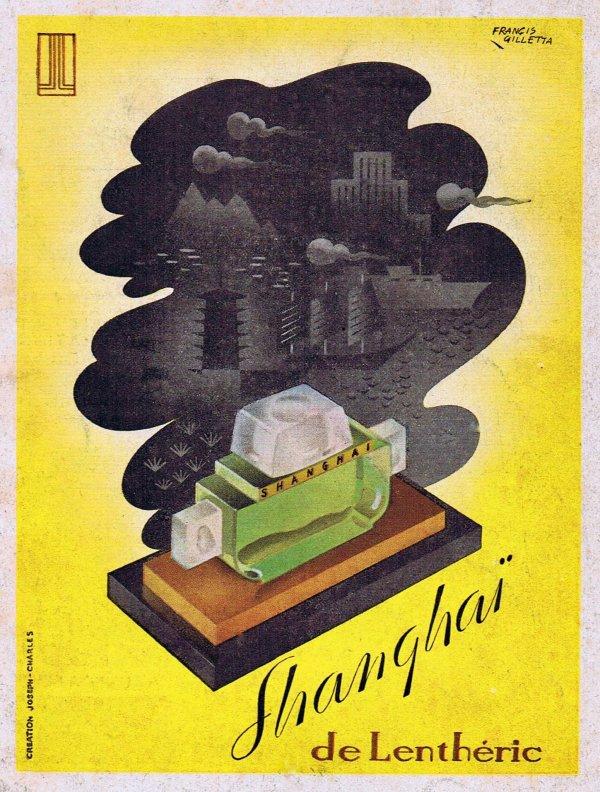 🌸 Lenthéric ✿ Shanghaï 🌸