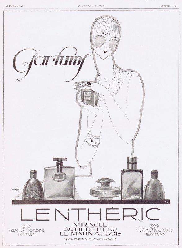 🌸 Lenthéric 💜 multi parfums 🌸