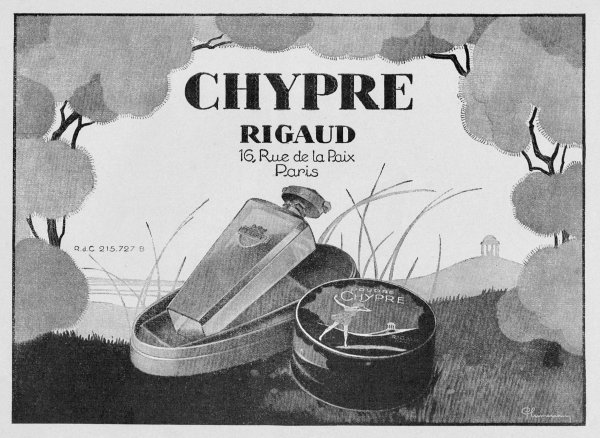 🌸 Rigaud ✿ Chypre 🌸