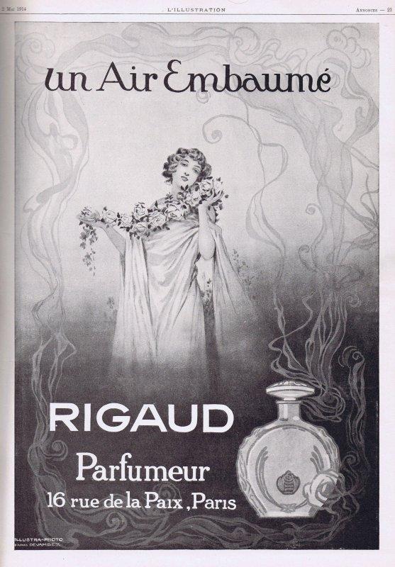 🌸 Rigaud ✿ Un Air Embaumé 🌸