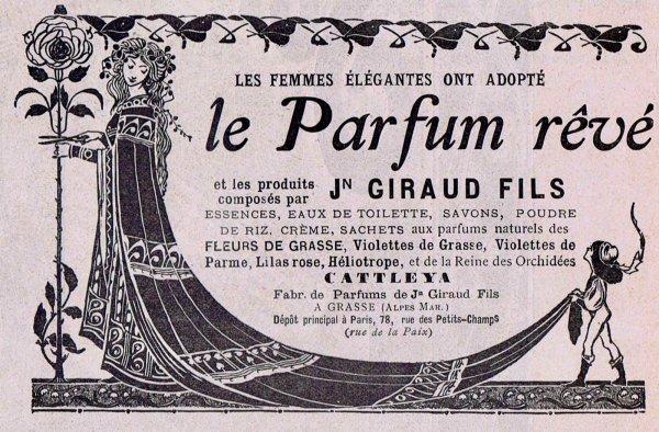 🌸 Giraud Jn Fils ✿ Le Parfum rêvé 🌸