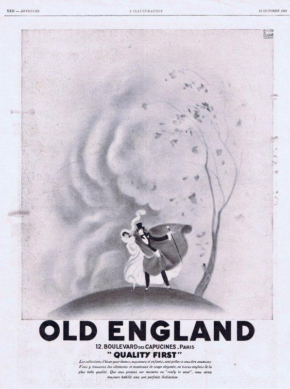 👔👗 Mode Anglaise 👗 Old England 👔👗