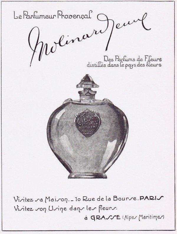 🌸 Molinard ✿ Toute la Provence 🌸