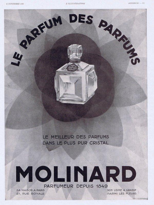 🌸  Molinard ✿ Le Parfum des Parfums 🌸