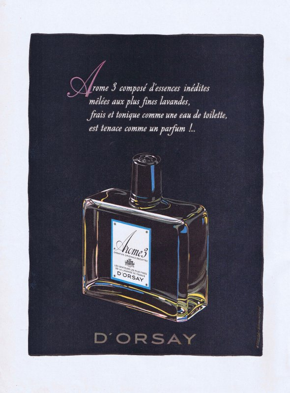 🌸 D'Orsay ✿ Arome 3 🌸