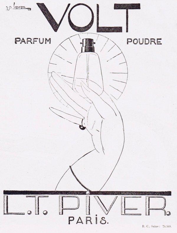 🌸 Piver L.T.  ✿  Volt 🌸