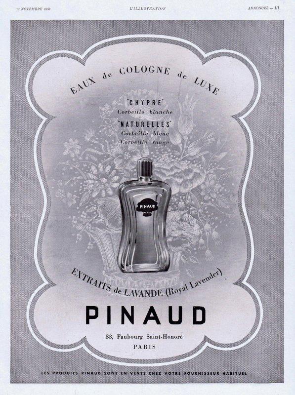 🌸 Pinaud   💜   multi parfums 🌸