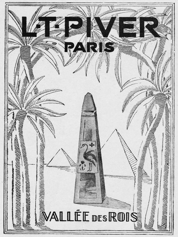 🌸 Piver L.T.  ✿  Vallée des Rois 🌸