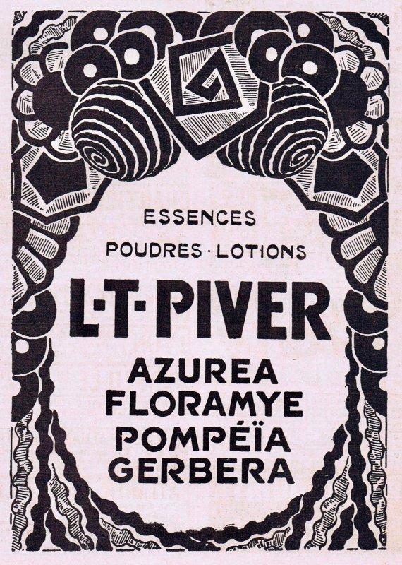🌸 Piver L.T.  💜  multi parfums 🌸