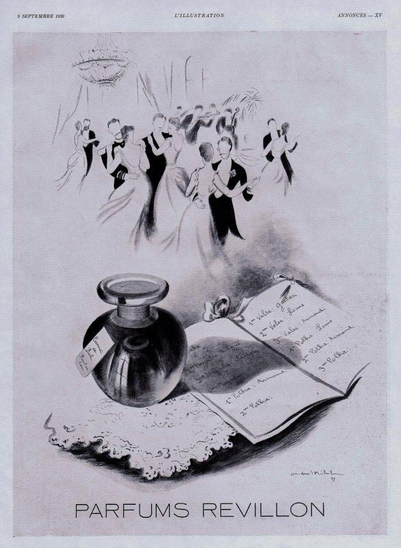 🌸 Revillon   ✿  Carnet de Bal 🌸