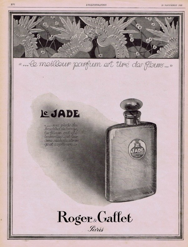🌸 Roger & Gallet ✿ Le Jade 🌸