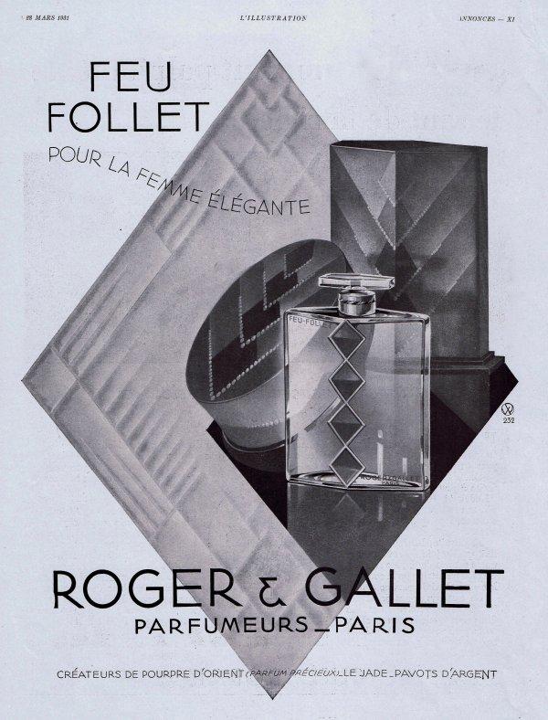 🌸 Roger & Gallet ✿ Feu Follet & Feux-Follets 🌸