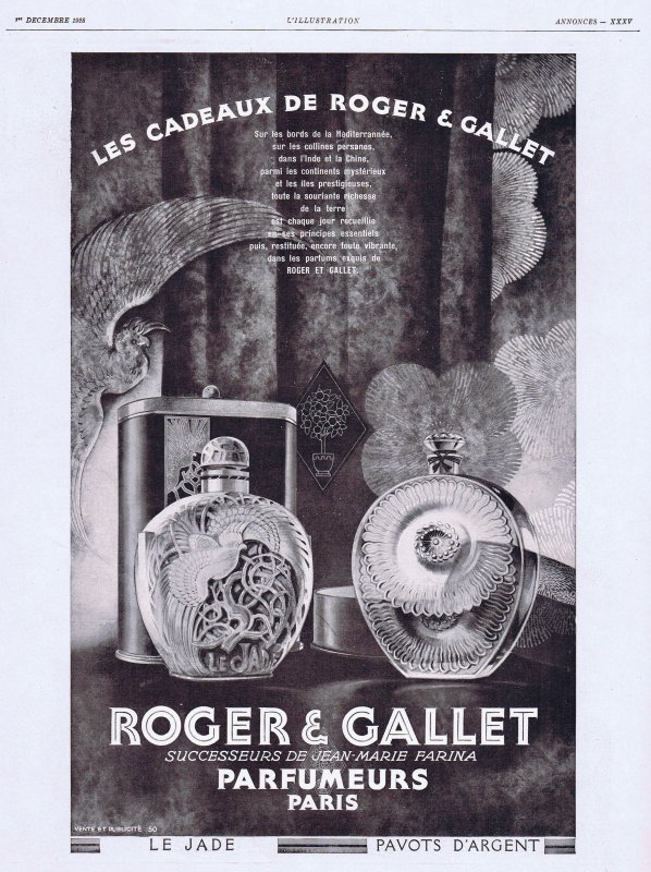 🌸 Roger & Gallet  💜  multi parfums 🌸