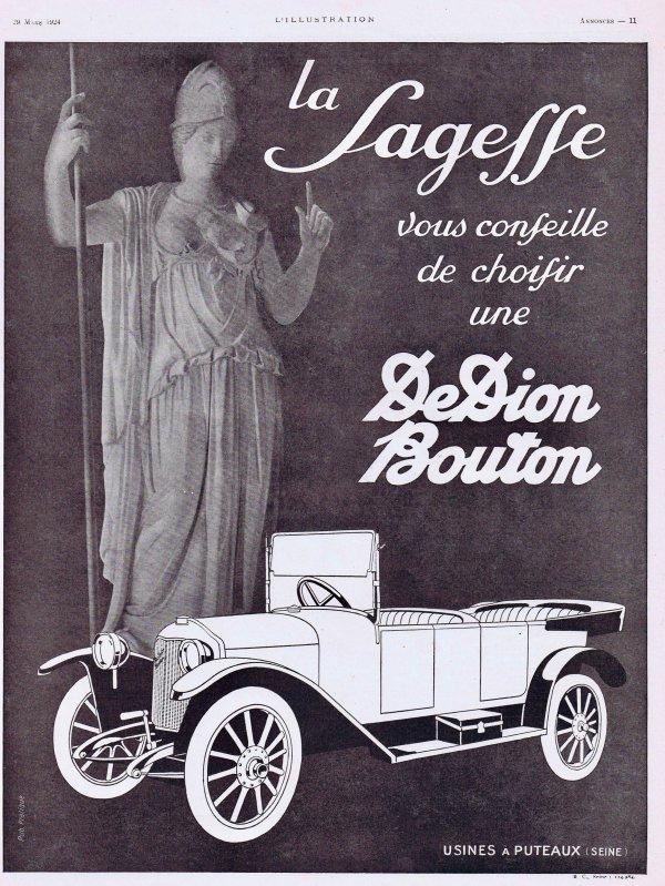 🚗  Automobile 🚗  Dedion Bouton  🚗