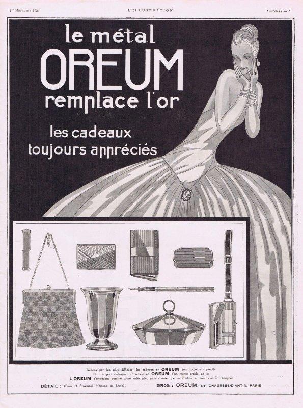 💍  Les bijoux  💍  Oreum  💍