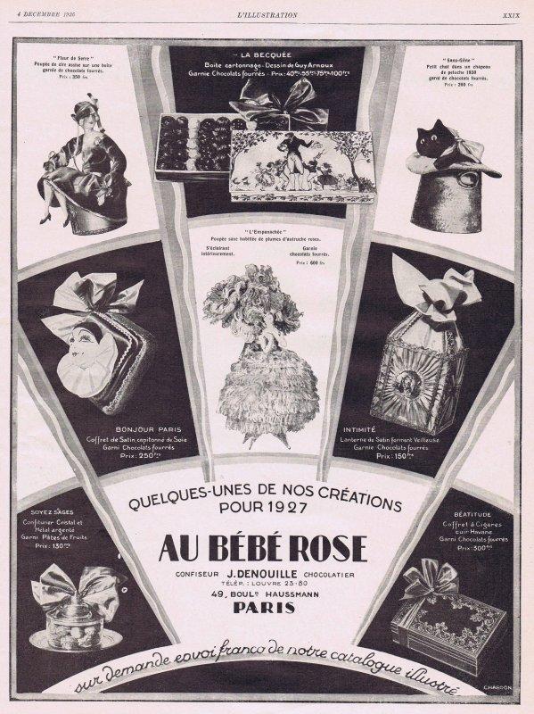 🧁 Confiserie 🧁 Au Bébé Rose  🧁