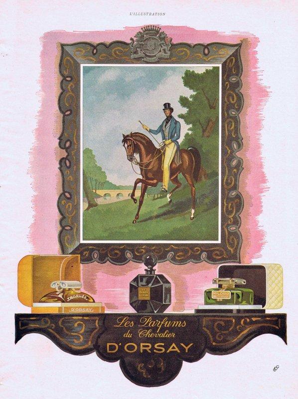 🌸 D'Orsay ✿ Les Parfums du Chevalier 🌸
