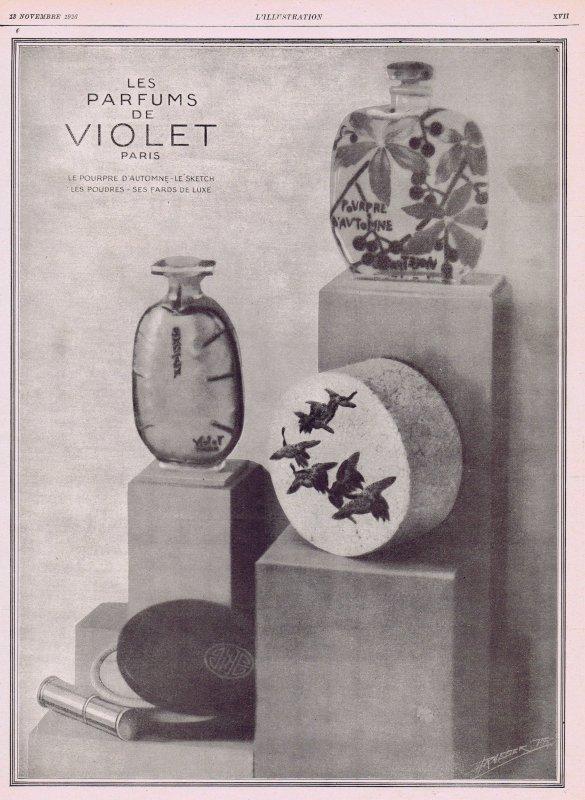 🌸 Violet  💜  multi parfums 🌸