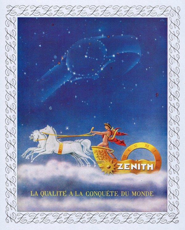 ⏰  Montres  ⏰  Zenith  ⏰