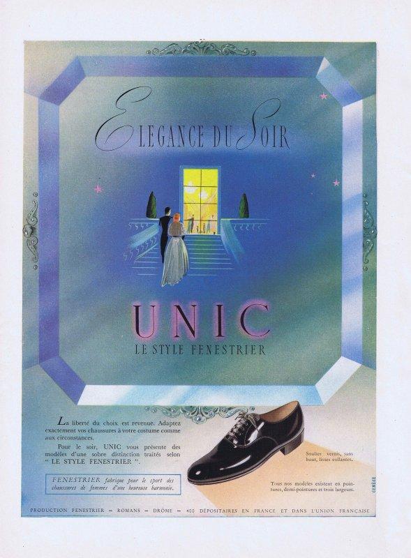 👞 Les chaussures 👞 UNIC 👞