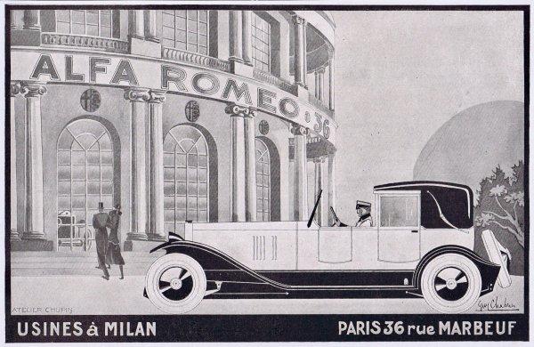 🚗 Automobile  🚗  Alfa Romeo 🚗