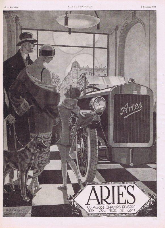 🚗 Automobile  🚗  Ariès 🚗