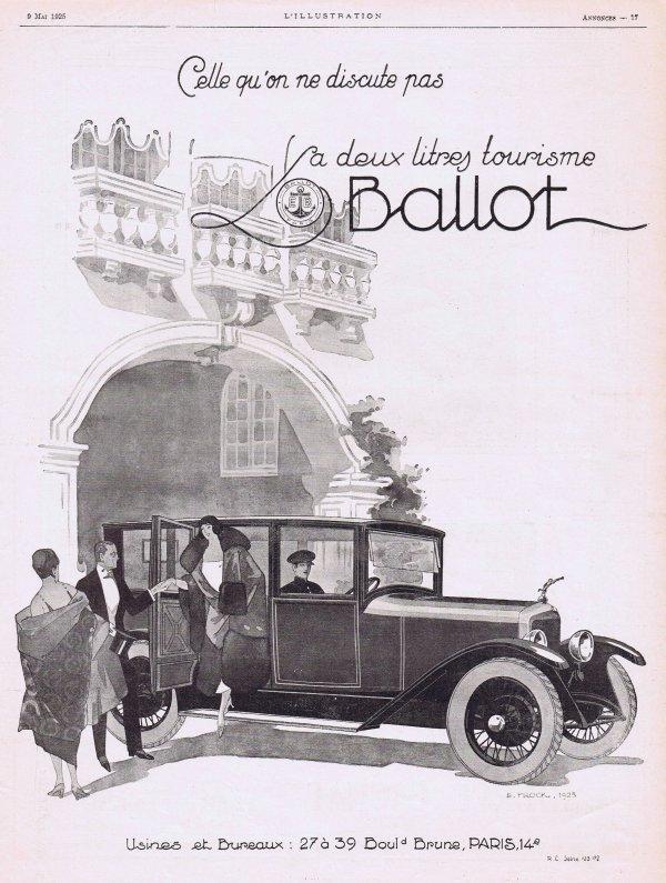 🚗 Automobile  🚗  Ballot 🚗