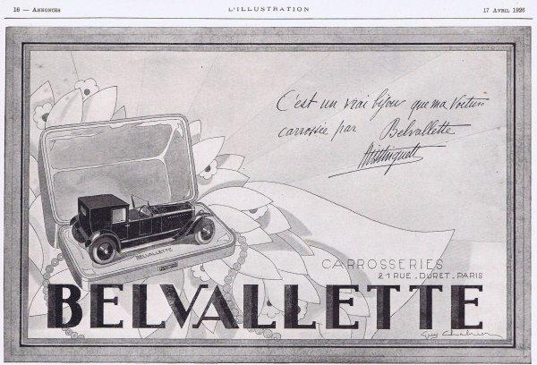🚗 Automobiles 🚗  Belvallette 🚗