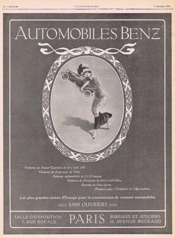 🚗 Automobile  🚗  Benz 🚗
