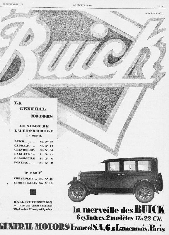 🚗 Automobile  🚗  Buick  🚗