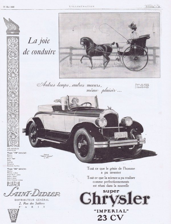 🚗 Automobile  🚗  Chrysler 🚗