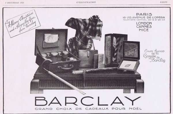 👔👗 Mode  👗 Barclay  👔👗