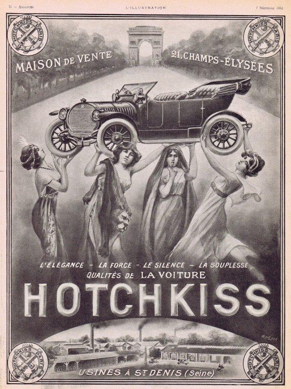 🚗 Automobile 🚗 Hotchkiss 🚗