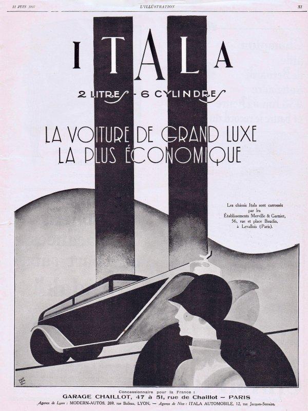 🚗 Automobiles 🚗 Itala 🚗