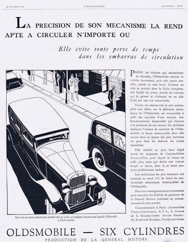 🚗 Automobile 🚗  Oldsmobile 🚗
