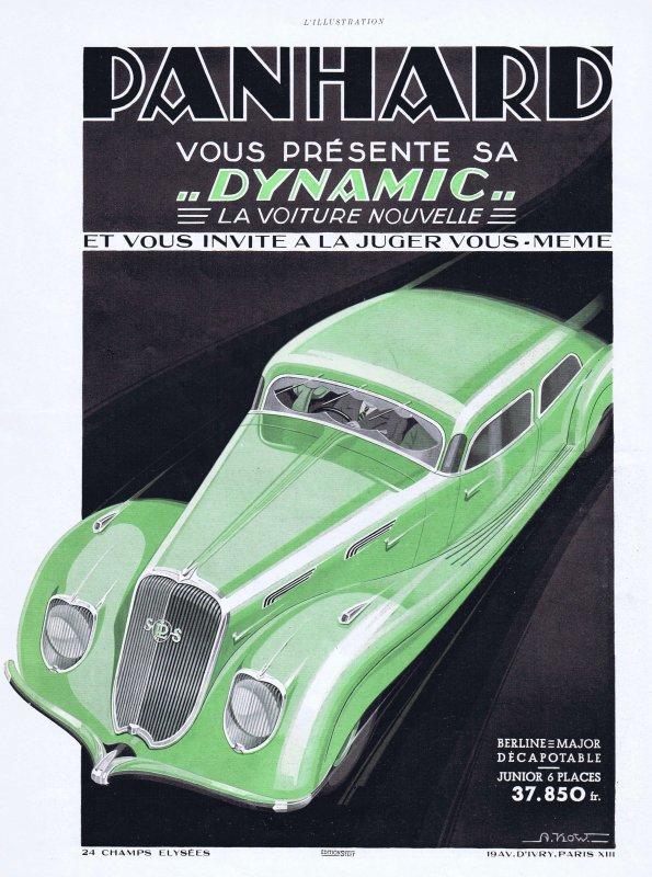 🚗 Automobile 🚗  Panhard & Levassor 🚗