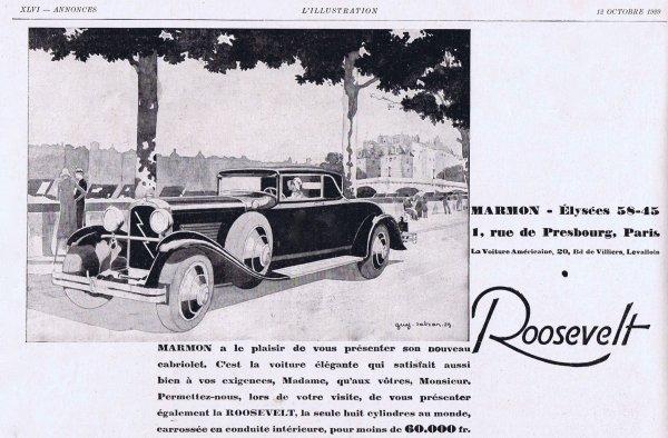 🚗  Automobile 🚗  Roosevelt 🚗