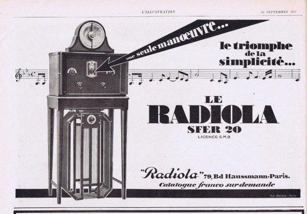 📻  Radio  Radiola 📻