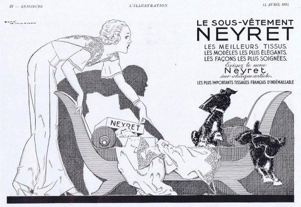 👙 Les dessous chic 👙  Neyret 👙